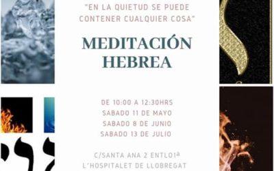 MEDITACIÓN HEBREA